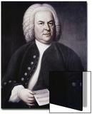 Johann Sebastian Bach Posters by Elias Gottlob Haussman
