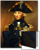 Rear Admiral Sir Horatio Nelson, 1798-1799 Prints by Lemuel Francis Abbott