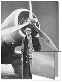 Howard Hughes, US Aviation Pioneer Prints by Science, Industry and Business Library