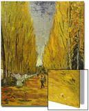 The Elysian Fields, c.1888 Prints by Vincent van Gogh