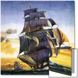 Cutty Sark Art by  English School