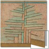 Pine Tree, 1932 Posters av Paul Klee
