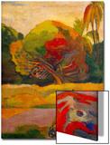 Women by the River, 1892 Affiches par Paul Gauguin