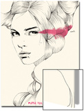 Lies Posters by Manuel Rebollo