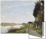 Argenteuil, 1872 Poster by Claude Monet