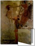 Allegory of Medicine Prints by Gustav Klimt