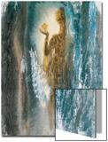 Sariputra Print by Yunlan He