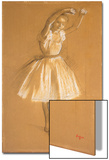 Little Dancer, 1875 Prints by Edgar Degas