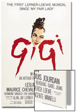 "The Parisians, 1958, ""Gigi"" Directed by Vincente Minnelli Prints"