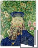 Portrait of the Postman Joseph Roulin, c.1889 Prints by Vincent van Gogh
