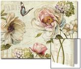 Marche de Fleurs IV Posters by Lisa Audit