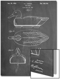 Hunting Duck Decoy Patent Prints