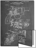 Wesson Pistol Patent Prints