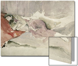 Mother and Child on a Couch Prints by James Abbott McNeill Whistler