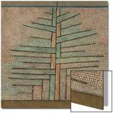 Pine Tree, 1932 Affiches par Paul Klee