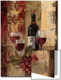 Graffiti and Wine II Prints