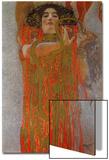 Hygieia, 1900-7 Prints by Gustav Klimt