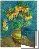 Crown Imperial Fritillaries in a Copper Vase, 1886 Posters by Vincent van Gogh