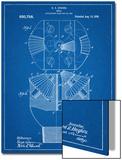 Howard Hughes Drill, Oil Drill Patent Prints