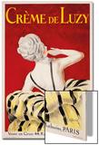 Creme De Luzy, 1919 Posters av Leonetto Cappiello