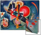 In Blue, 1925 Kunstdrucke von Wassily Kandinsky