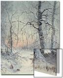 Winter Breakfast Kunstdrucke von Joseph Farquharson
