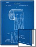 Toilet Paper Patent Prints