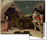 St. George and the Dragon, circa 1470 Prints by Paolo Uccello