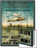 Great Lakes Flying Boats Prints by Kate Ward Thacker