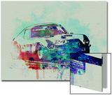 Ferrari 250 Gtb Racing Prints by  NaxArt