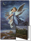 The Guardian Angel Posters by Wilhelm Von Kaulbach