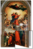 The Assumption of the Virgin, 1516-18 Posters by  Titian (Tiziano Vecelli)