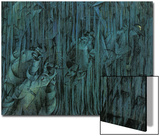 Stage of Mind: Those Who Stay Prints by Umberto Boccioni
