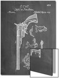 Colt Firearm Patent 1839 Prints