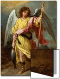 The Archangel Raphael Posters by Bartolome Esteban Murillo