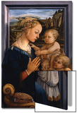 Madonna and Child with Two Angels, 1460S Prints by Fra Filippo Lippi
