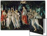 La Primavera (Spring), 1477 Posters by Sandro Botticelli
