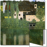 Water Castle, 1908 Posters by Gustav Klimt