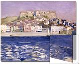 Collioure Poster von Charles Rennie Mackintosh