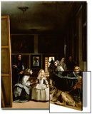 Las Meninas (The Maids of Honor), 1656 Posters by Diego Velázquez