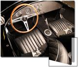 1966 AC Cobra 427 Interior Prints by S. Clay