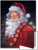 St. Nick Print by Susan Comish