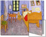 Van Gogh's Bedroom at Arles, 1889 Posters by Vincent van Gogh