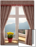 Window With A Beautiful View Prints by  JZhuk