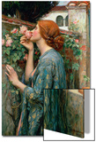 The Soul of the Rose, 1908 Art by John William Waterhouse