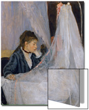 Le Berceau (The Cradle) Prints by Berthe Morisot