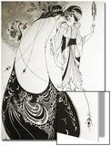 Salome Print by Aubrey Beardsley