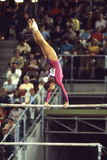 Gymnast at 1972 Summer Olympic Games in Munich Germany Photographic Print by John Dominis