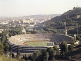 August 25, 1960: Rome Summer Olympic Games Opening Ceremony Photographic Print by James Whitmore