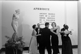 Couples Dancing Together at the Metropolitan Museum of Art Fashion Ball, NY, November 1960 Photographic Print by Walter Sanders